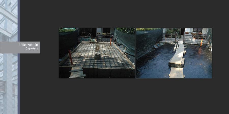 Progetto strutturale villetta a schiera Guidonia