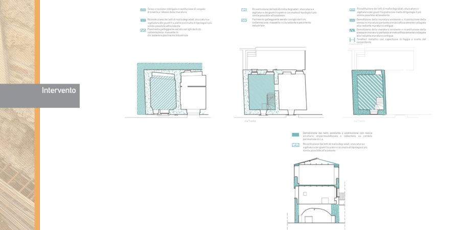 Modello risanamento edilizio pietracupa Studio pertici roma