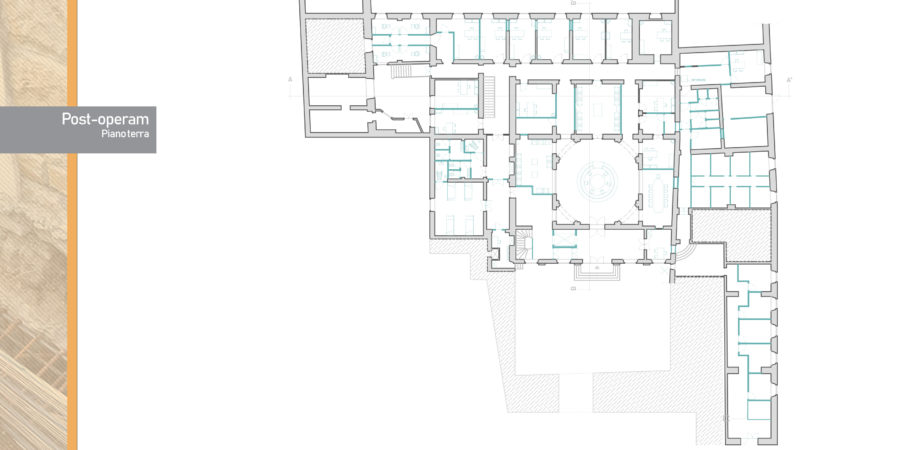 Modello risanamento edilizio centro estetico